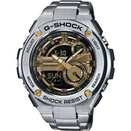 Orologio Casio G-Shock Acciaio GST-210D-9AER