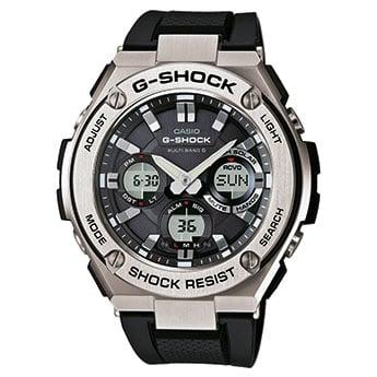 Orologio Casio G-Shock Acciaio GST-W110-1AER