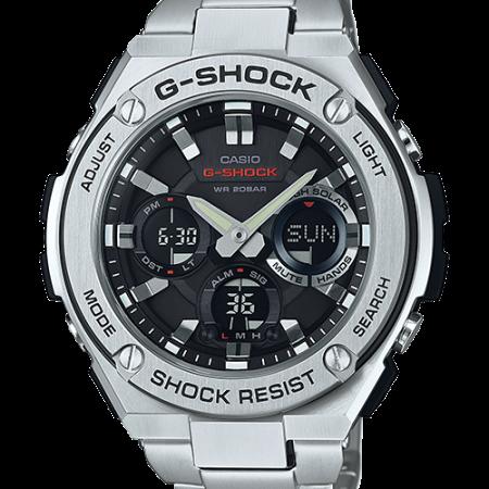 Orologio Casio G-Shock Acciaio GST-W110D-1AER