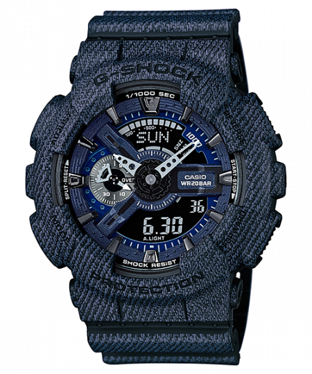 Orologio Casio G-Shock GA-110DC-1AER