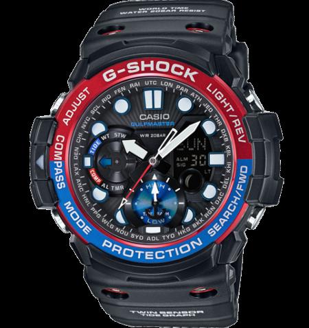 Orologio Casio G-Shock Gulfmaster GN-1000-1AER