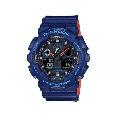 Orologio Casio G-Shock Multifunzione GA-100L-2AER