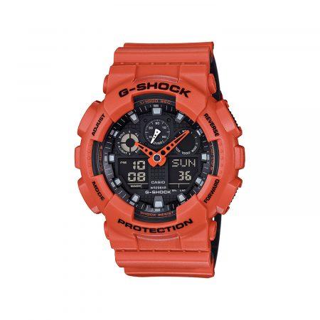 Orologio Casio G-Shock Multifunzione GA-100L-4AER