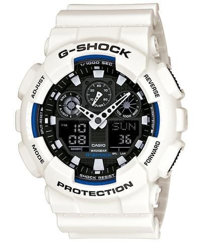 Orologio Casio g-Shock Multifunzione GA-100B-7AER
