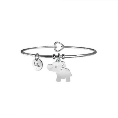 Bracciale Kidult Collezione Life Animal Planet Elefante 231560