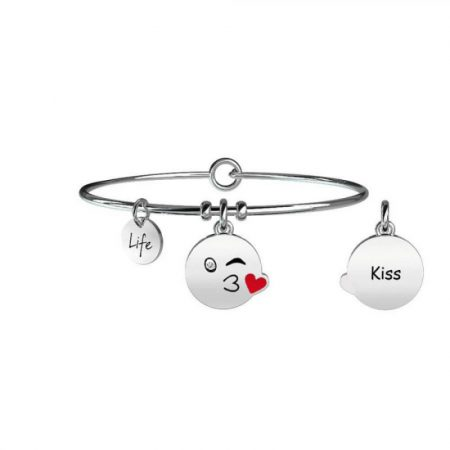Bracciali Kidult Collezione Life Symbols Kiss 231676
