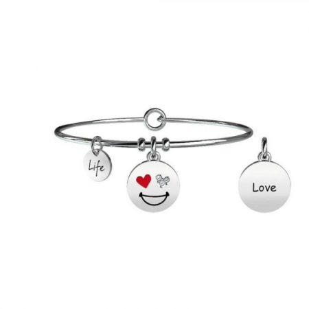 Bracciali Kidult Collezione Life Symbols Love 231677