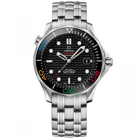 Omega Rio 2016 Limited Edition Diver 300 Co Axial 52230412001001