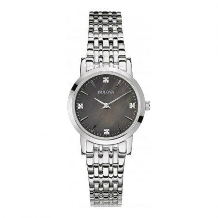 Orologio Bulova Diamond Diamanti Donna 96P148