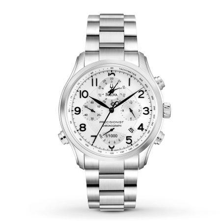 Orologio Bulova Precisionist Cronografo Uomo Quarzo 96B183