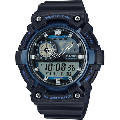 Orologio Casio Collection Casio AEQ-200W-1AVEF