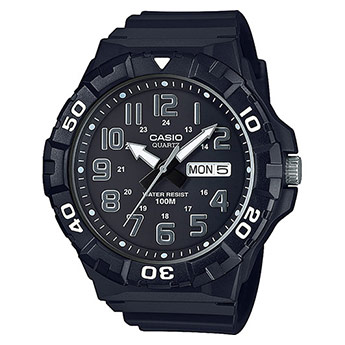 Orologio Casio Collection Casio MRW-210H-1AVEF