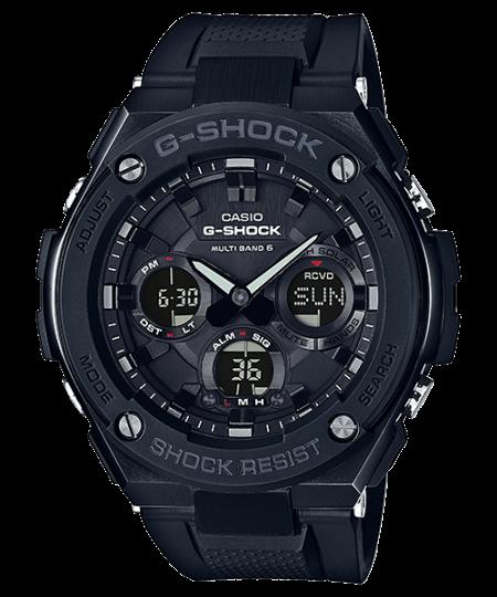 Orologio Casio G-Shock Acciaio GST-W100G-1BER