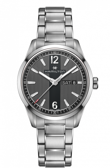 Orologio Hamilton Broadway Gents Quarzo Acciaio H43311135