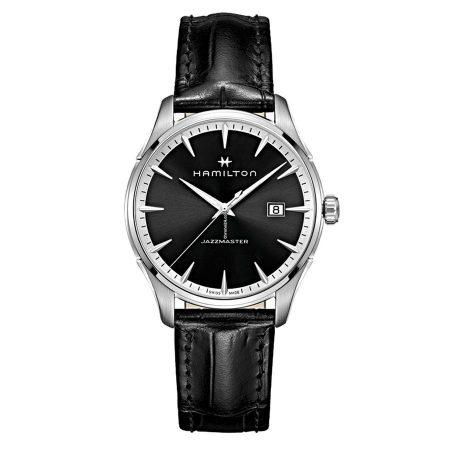Orologio Hamilton Jazzmaster Gents Quarzo Acciaio H32351145