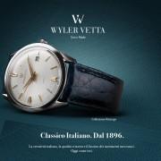 Wyler-Vetta: una linea in onore di Antonio Cannoletta