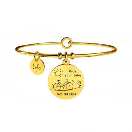 Bracciale Kidult Collezione Life Free Time Bicicletta 231649