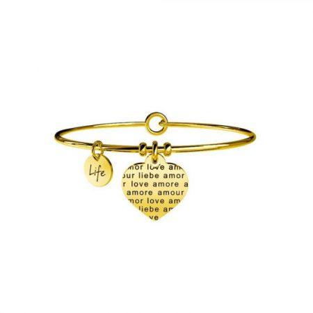 Bracciale Kidult Collezione Life Symbols Cuore 231607