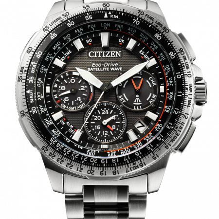 Orologio Citizen CC9020-54E Satellite Wave GPS Promaster Eco Drive