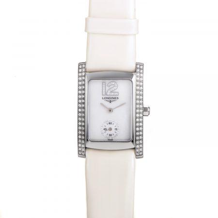 Orologio Longines Dolcevita Diamanti Acciaio Quarzo L55020072