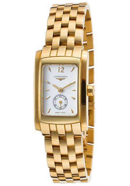 Orologio Longines Dolcevita Oro Giallo Signora L51556166