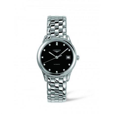 Orologio Longines Flagship Automatico Signora Diamanti L47744576