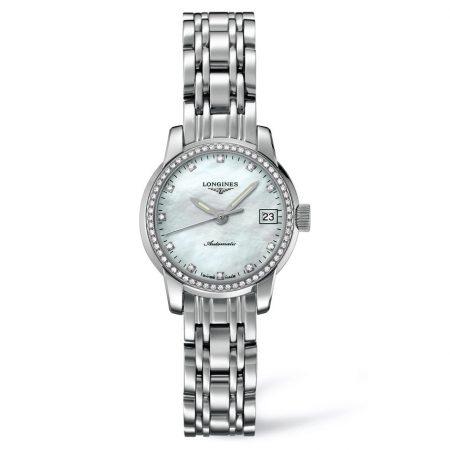 Orologio Longines Saint Imier Automatico Madreperla Diamanti L22630876