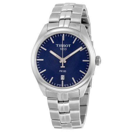 Orologio Tissot PR100 Acciaio Quarzo T10141001104100