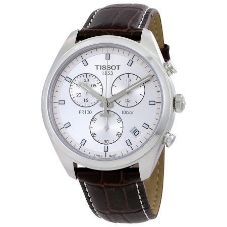 Orologio Tissot PR100 Cronografo Acciaio T1014171603100