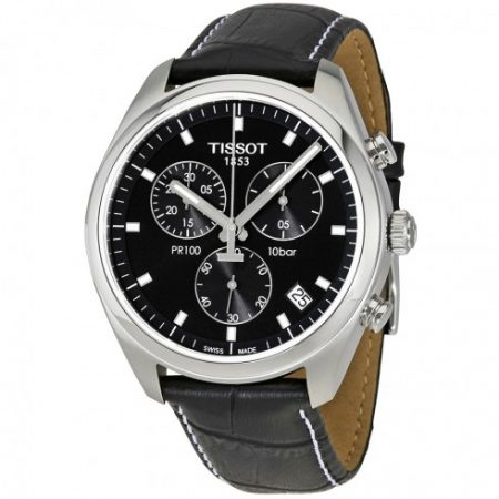 Orologio Tissot PR100 Cronografo Acciaio T1014171605100
