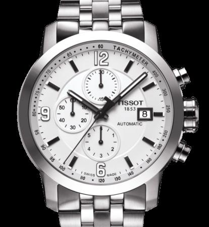 Orologio Tissot PRC 200 Cronografo Automatico T055.427.11.017.00