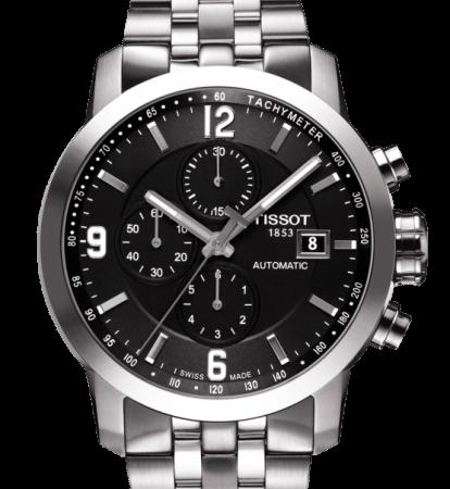 Orologio Tissot PRC 200 Cronografo Automatico T0554271105700