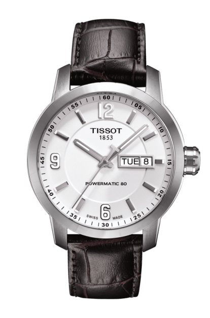 Orologio Tissot PRC 200 Powermatic 80 Day Date T0554301601700