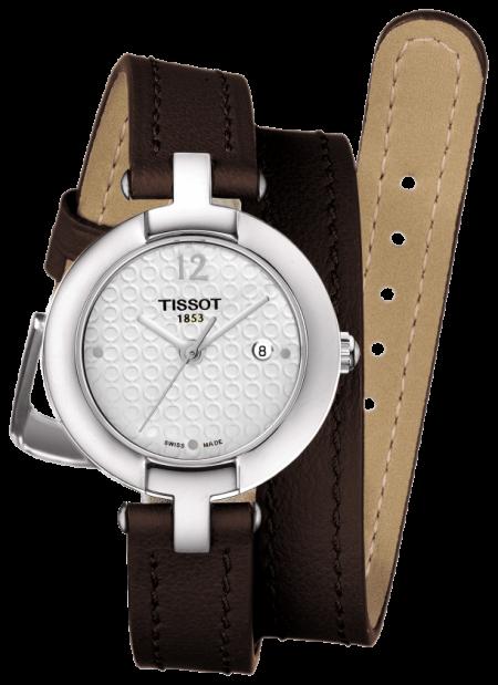 Orologio Tissot Pinky T-Lady Acciaio Quarzo T0842101601703