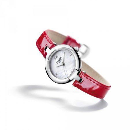 Orologio Tissot Pinky T-Lady Acciaio Quarzo T0842101611600
