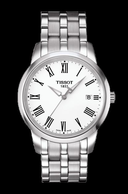 Orologio Tissot T-Classic Acciaio Quarzo T033.410.11.013.00