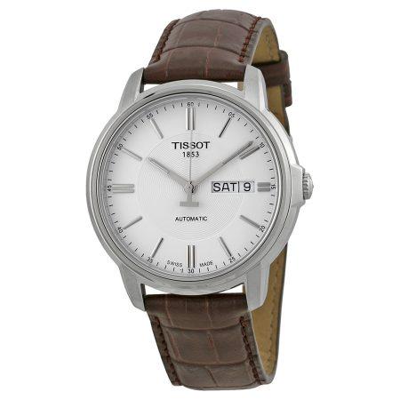 Orologio Tissot T-Classic Day-Date Automatico Uomo T0654301603100