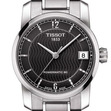 Orologio Tissot T-Classic Powermatic 80 Uomo Acciaio T0872074405700