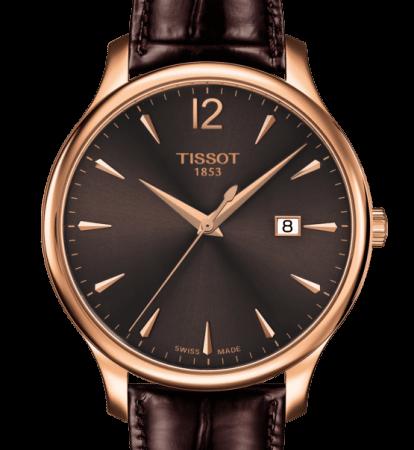 Orologio Tissot T-Tradition Uomo Quarzo PVD T0636103629700