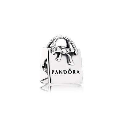 Pandora Borsina PANDORA Charm Originale Argento 791184