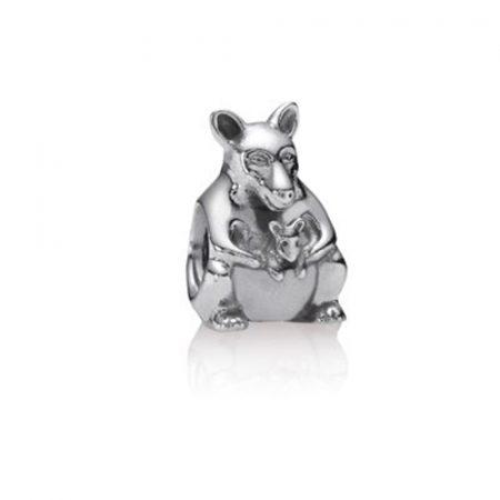 Pandora Canguro Charm Originale Argento 790534