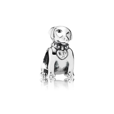 Pandora Charm Labrador Originale Argento 791379CZ