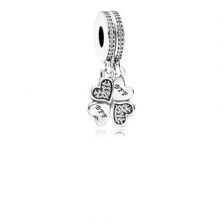 Pandora Charm Migliori Amiche Per Sempre Originale 791949CZ