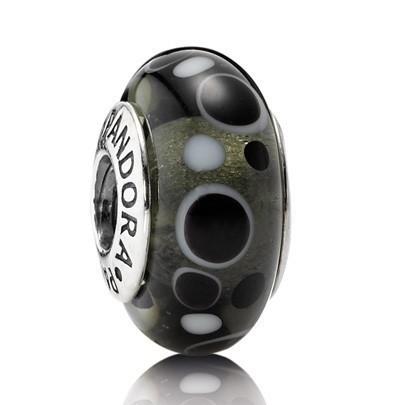 Pandora Charm Originale Vetro di Murano 790691