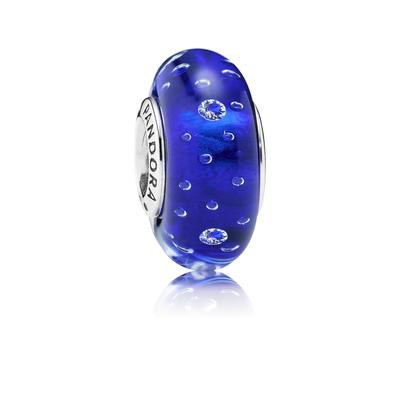 Pandora Charm Originale Vetro di Murano 791630CZ
