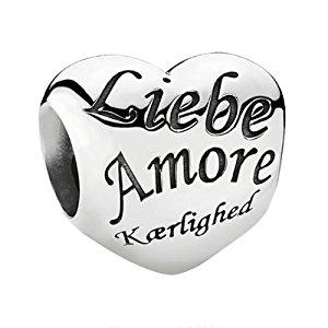 Pandora Parole d'Amore Originale Argento 791111