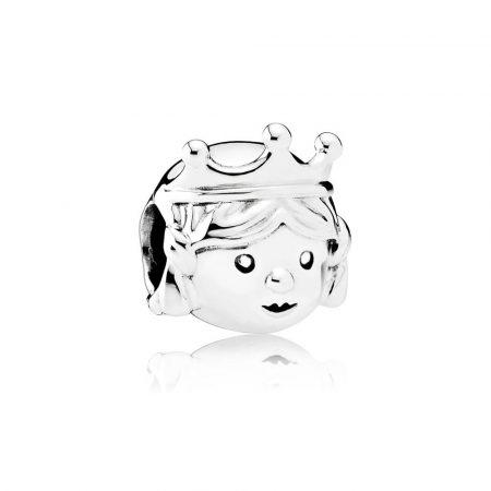 Pandora Principessa Preziosa Charm Originale Argento 791960