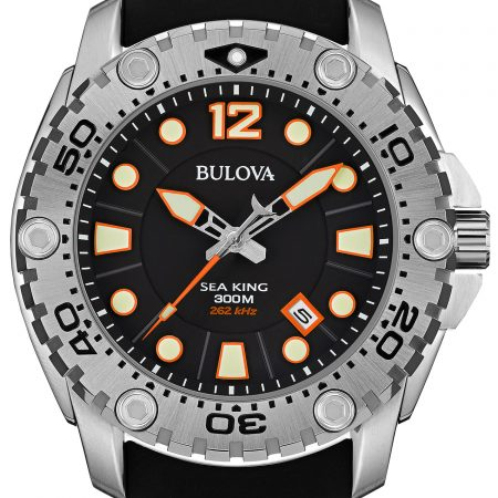 Orologio Bulova Marine Star Sea King 96B228 Precisionist