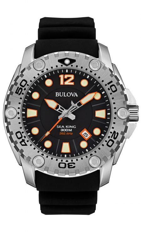 Orologio Bulova Marine Star Sea King 96B228 Precisionist