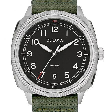 Orologio Bulova Military 96B229 Precisionist Quarzo Acciaio